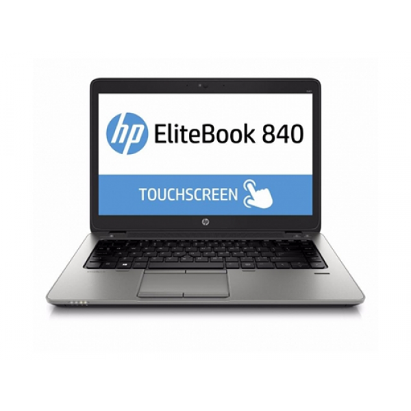 TOUCHSCREEN! HP Elitebook 840: CORE i5 4e GEN. | 180GB SSD! | 8GB