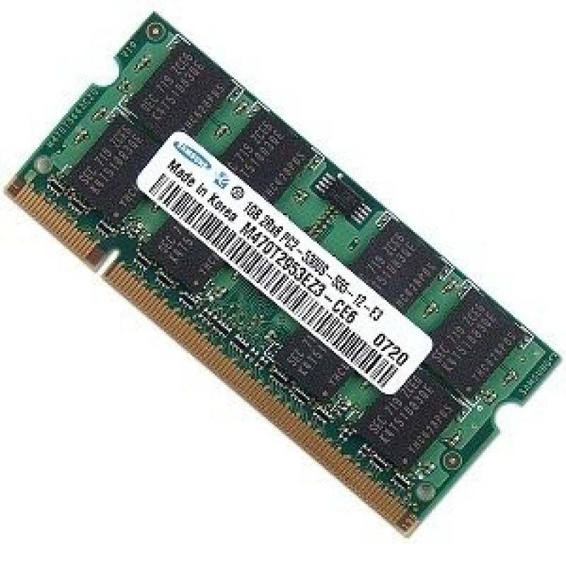 2GB SODIMM DDR2 800Mhz PC2 6400 Laptop Geheugen