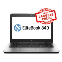SSD TOPPER! HP Elitebook 840: CORE i5 4e GEN. | 256GB SSD! | 8GB | HD+ 1600x 900 | 1,5KG!