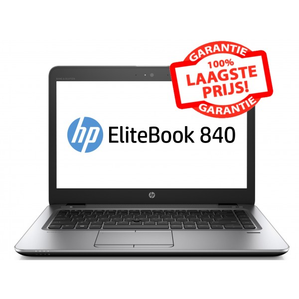 SSD TOPPER! HP Elitebook 840: CORE i5 5e GEN. | 256GB SSD! | 8GB | 1,5KG!