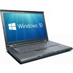 Lenovo Thinkpad T410: Core i5 - 2,4Ghz | 4GB | SSD | WIN 10  PRO
