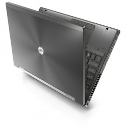 "17,3"" KRACHTPATSER! HP WORKSTATION 8760W: Core i7 QUAD CORE! 