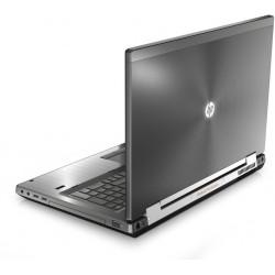 KRACHTPATSER! HP Elitebook WORKSTATION 8770W: CORE i7 QUAD | 8GB |750GB- NVDIA QUADRO K3000M |WIN 10
