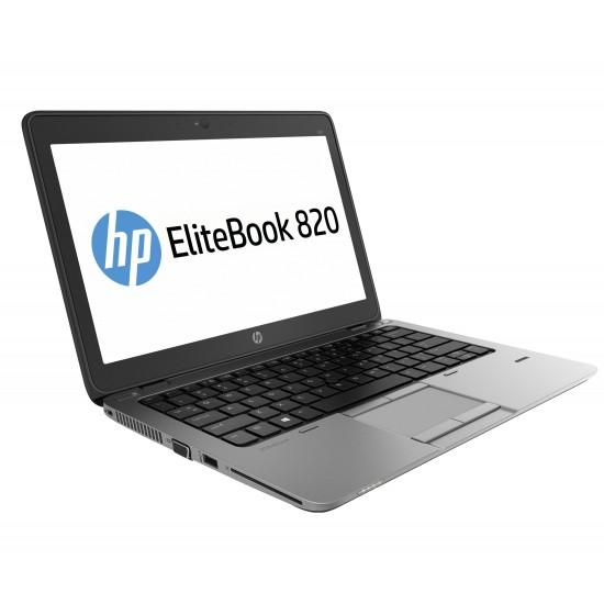 HP ELITEBOOK 820 G1 | INTEL CORE I5 4E GEN. | 8 GB | 180 GB SSD | WINDOWS 10