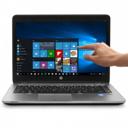TOUCHSCREEN! HP Elitebook 840 G2  CORE i7 5e GEN. | 240GB SSD! | 8GB