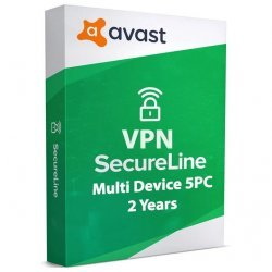 Avast SecureLine VPN 5-Device