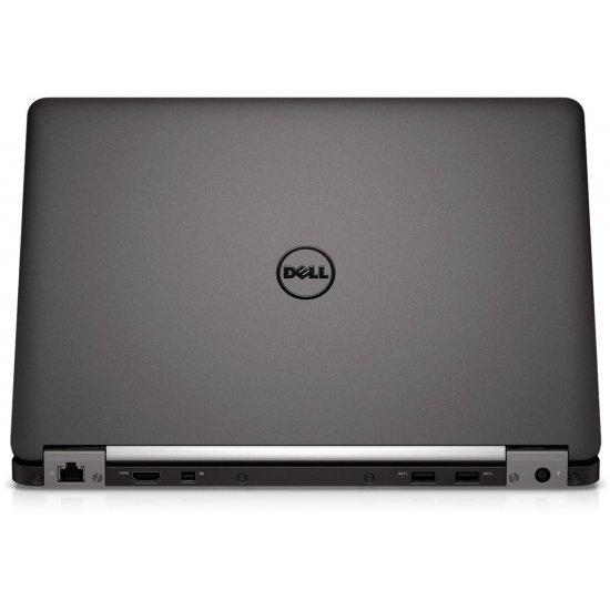Dell Latitude E7270: Core i7 - 6e generatie   256GB SSD  8GB   1,26KG   FULL HD