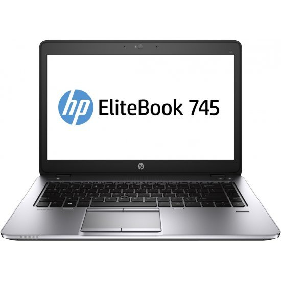 HP Elitebook 745 G2 AMD A10 PRO-7350B R6 - 8GB - 128GB SSD  - HD