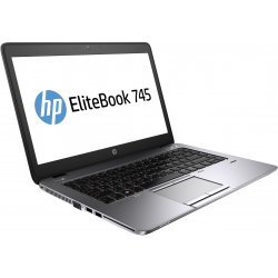 Outlet: HP Elitebook 745 G2 AMD A10 PRO-7350B R6 - 8GB - 128GB SSD  - HD