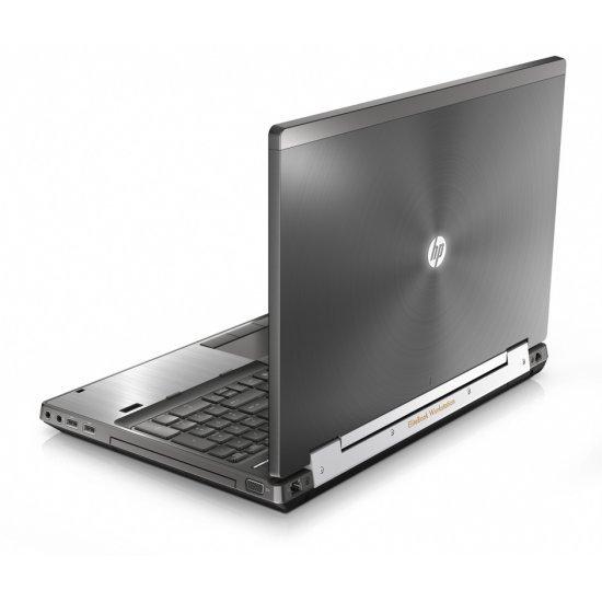 HP EliteBook 8560w Intel Core i7-2620M | 8 GB | 240 GB SSD | HD+ NVIDIA