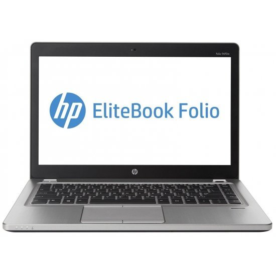 HP Elitebook Folio 9470m: Intel Core i5 3e generatie| 8GB | 128GB SSD | WXGA