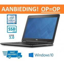 OP=OP! Dell E7250: Core i7 - 5e GEN.| 256GB SSD| 8GB | 1,3KG | Win 10