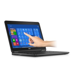 KNAL PRIJS!!! Dell E7240: TOUCHSCREEN! 12,5 inch Core i5 - 4e GEN.| 128GB SSD| 4GB | 1,0KG | Win 10