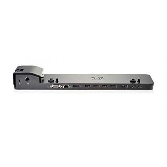 HP 840 G1 , G2 dual display port UltraSlim Dockingstation, D9Y32AA
