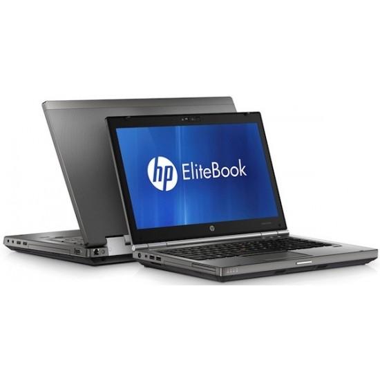 "15,6""KRACHTPATSER!! HP Elitebook WORKSTATION 8560W: i7-2,7Ghz | 8GB |ATi Firepro | Full HD"