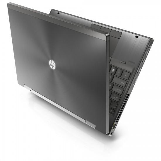 HP Elitebook WORKSTATION 8560W: i7-2,4Ghz | 16GB |NVDIA QUADRO 1000M | 128GB SSD!