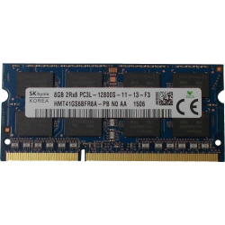 OP=OP!! 8GB DDR3L SODIMM 1600Mhz - PC3-12800 (1x 8GB - LAPTOP GEHEUGEN)