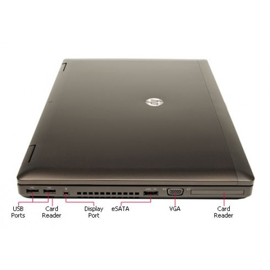 "i5 15,6"" AKTIE!! HP Probook 6560B: i5 2e Gen. -2,6Ghz 