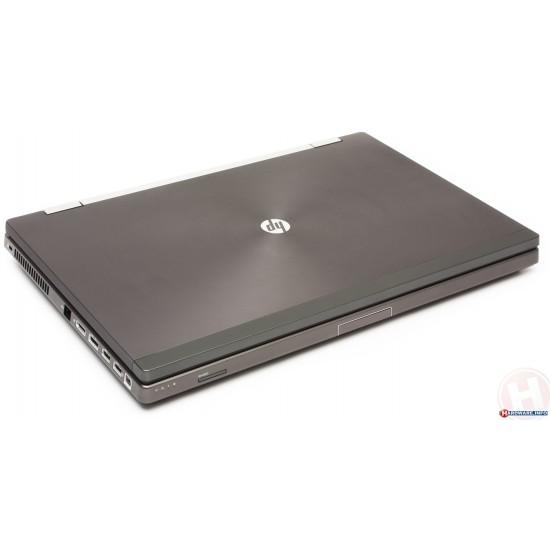 i7 KRACHTPATSER! HP Elitebook WORKSTATION 8570W: CORE i7 - 2,9 | 8GB | 128GB SSD | NVDIA QUADRO!