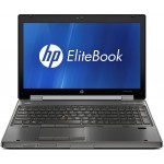 "15,6""KRACHTPATSER!! HP Elitebook WORKSTATION 8560W: i7-2,7Ghz 